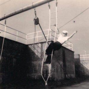 John Williams HMS Raleigh Summer Camp 1962